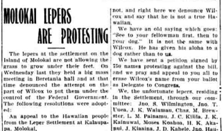 Molokai-Lepers-Are-Protesting-The-Evening-Bulletin-October-16-1902hawaiiantimemachine.blogspot.com_